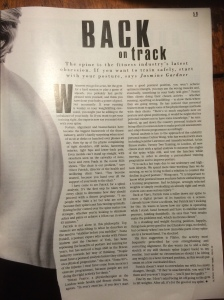 Sunday TImes mag